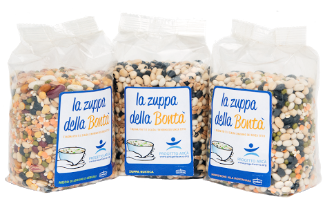 """Donazione """"la Zuppa della Bontà"""" alla mensa di Padre Domenico"""